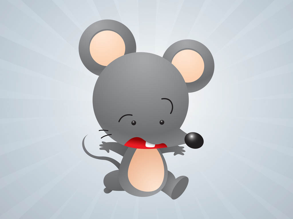 1024x765 Cartoon Vector Mouse Vector Art Amp Graphics