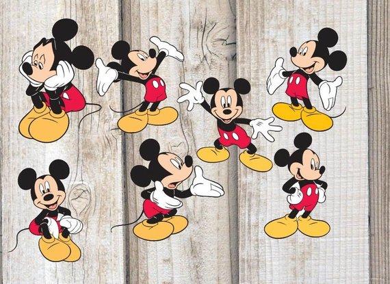 570x415 Mickey Svg Mickey Mouse Svg Mickey Mouse Vector Mickey Etsy