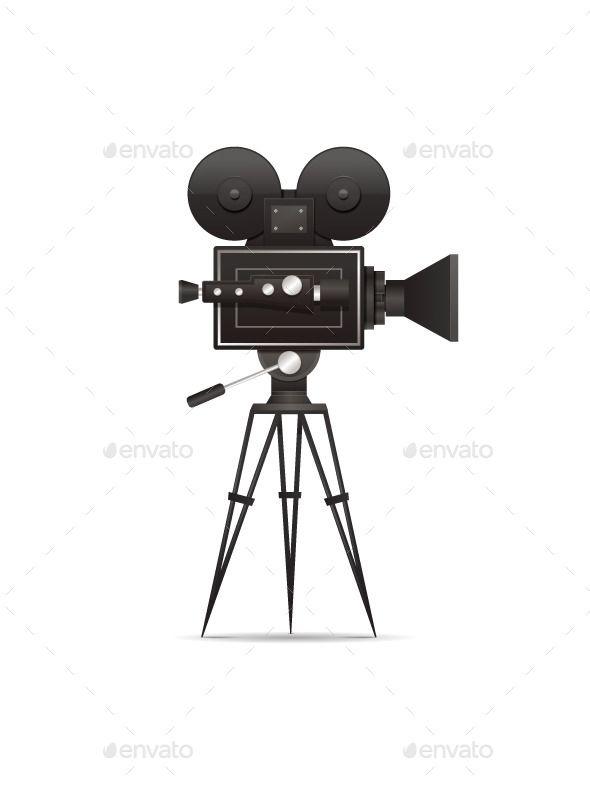 590x787 Film Camera Object Film Camera, Cameras And Font Logo