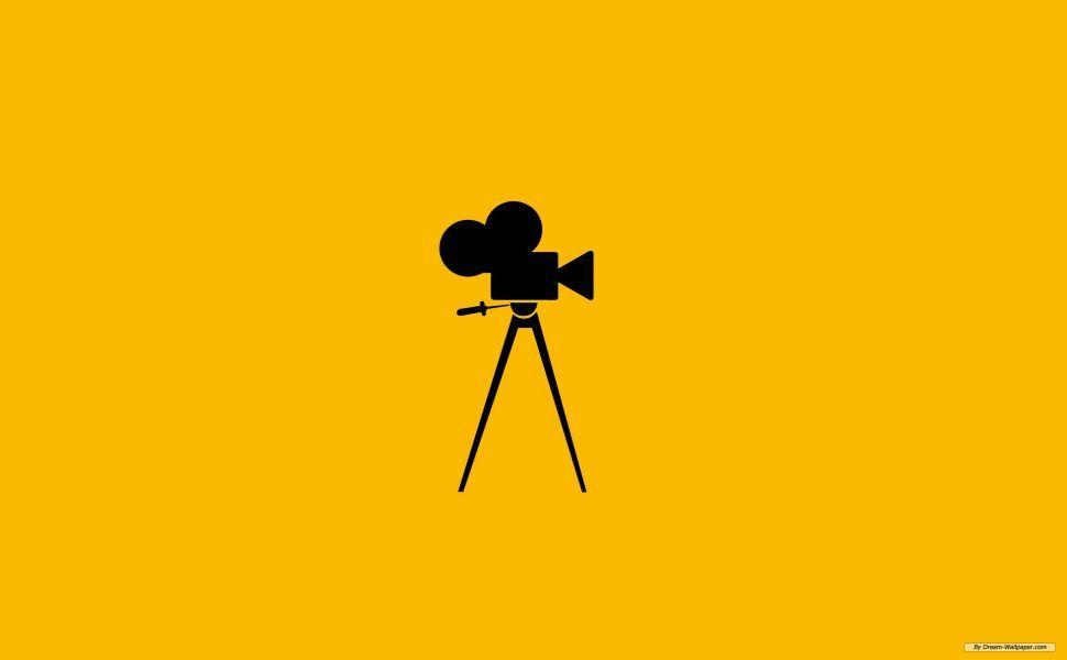 970x600 Film Camera Vector Hd Wallpaper Wallpapers Film