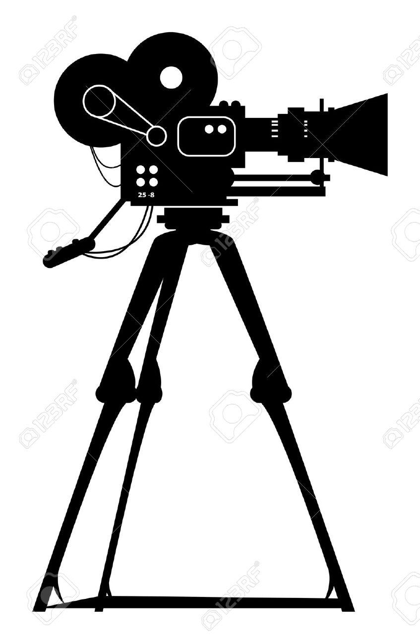 847x1300 Camera Clipart Film Shooting Camera