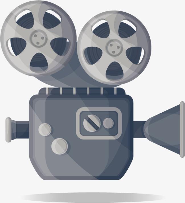 650x712 Vector Movie Camera, Movie Vector, Camera Vector, Vector Png And