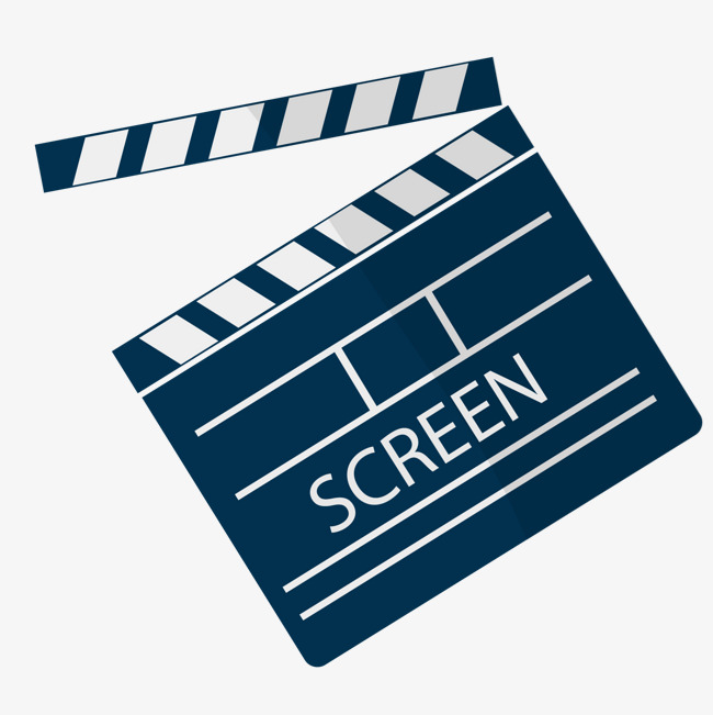 650x651 Movie Clapper Vector, Movie Vector, Movie Clapper, Vector Clapper