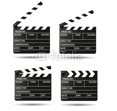 400x380 Movie Clapper Vector Buy Photos Ap Images Detailview