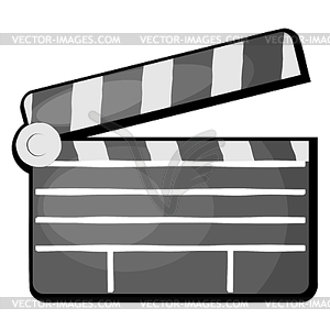 300x300 Movie Clapper.