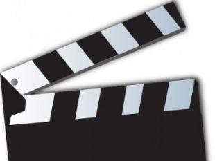 310x233 Movie Clapper Vector Icon Free Icon Packs Ui Download
