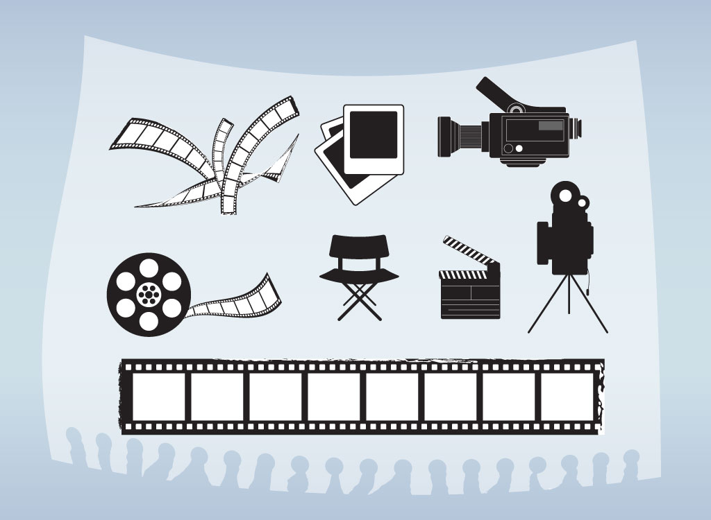1024x750 Movie And Film Vectors
