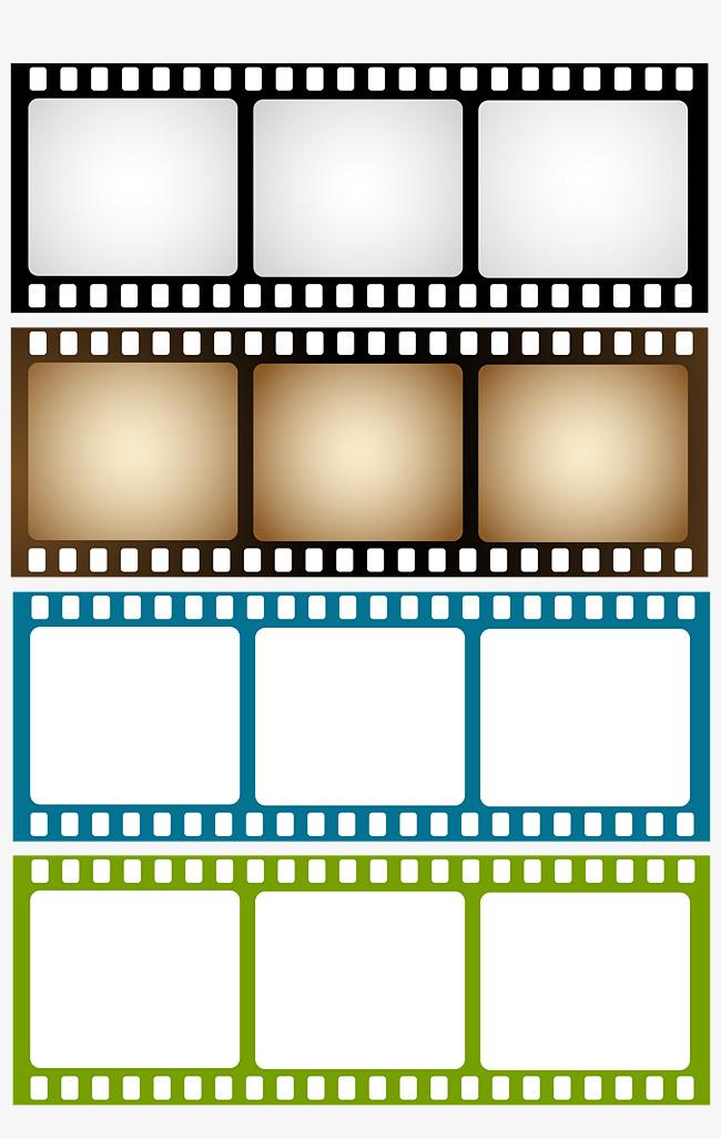 650x1027 Movie Film Material Vector, Movie Vector, Film Vector, Material