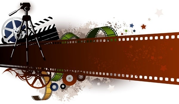 600x347 Movie Free Vector Download (314 Free Vector) For Commercial Use