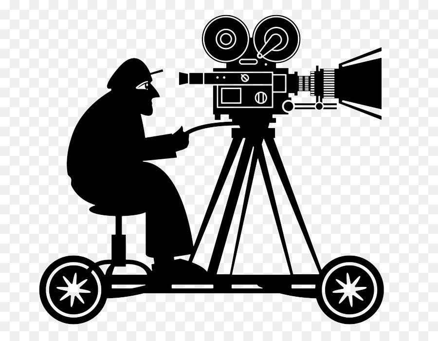 900x700 Photographic Film Vector Graphics Clip Art Movie Camera