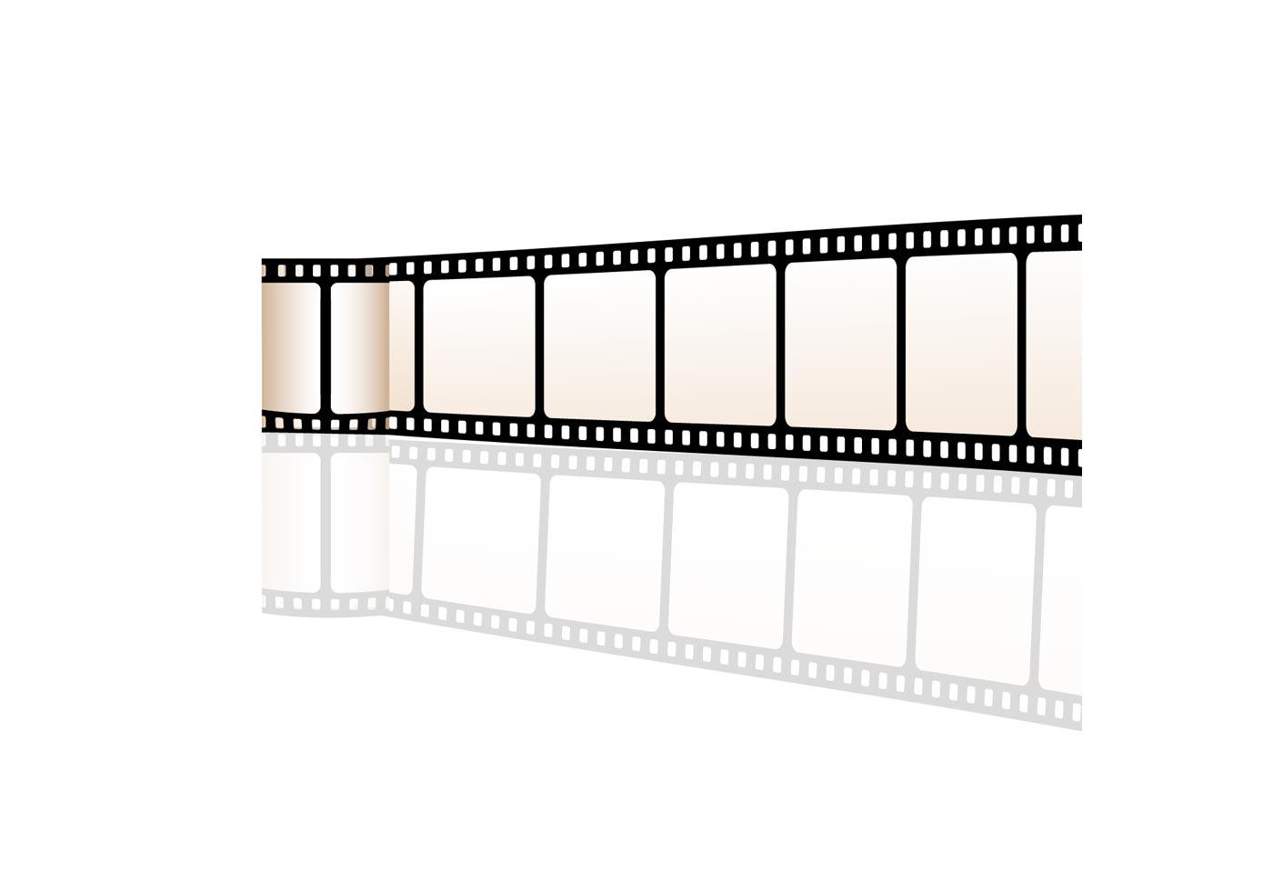 1400x980 Vector Film Reel