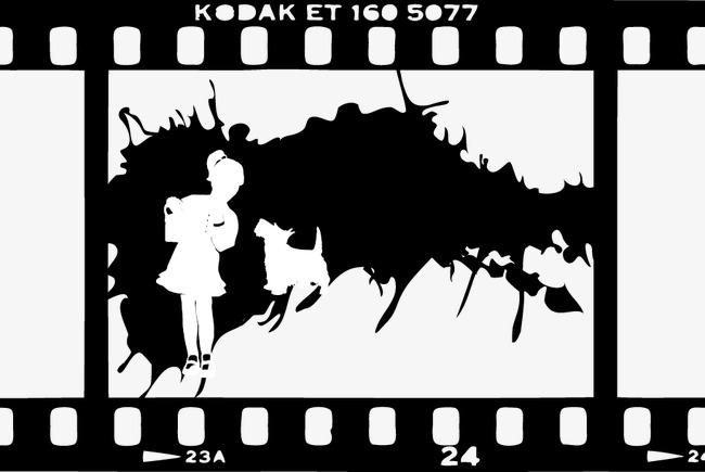650x435 Vector Illustration Movie Scene, Movie Scene, The Film, Vector Png