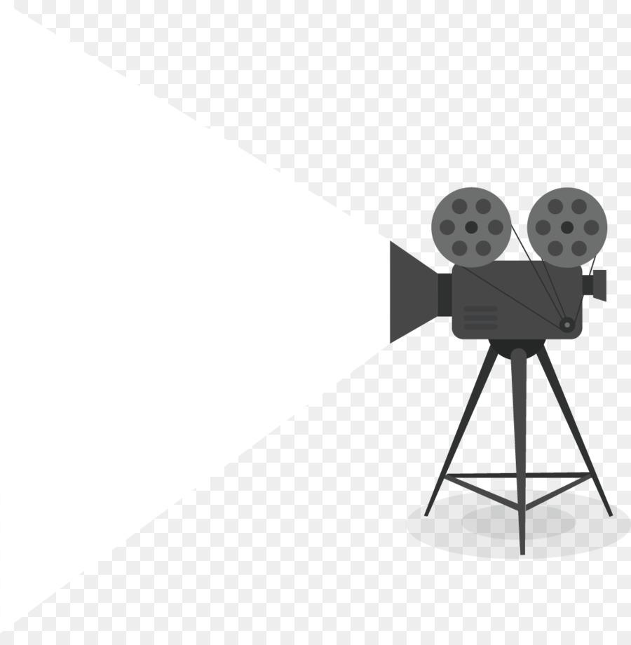 900x920 Movie Projector Cartoon