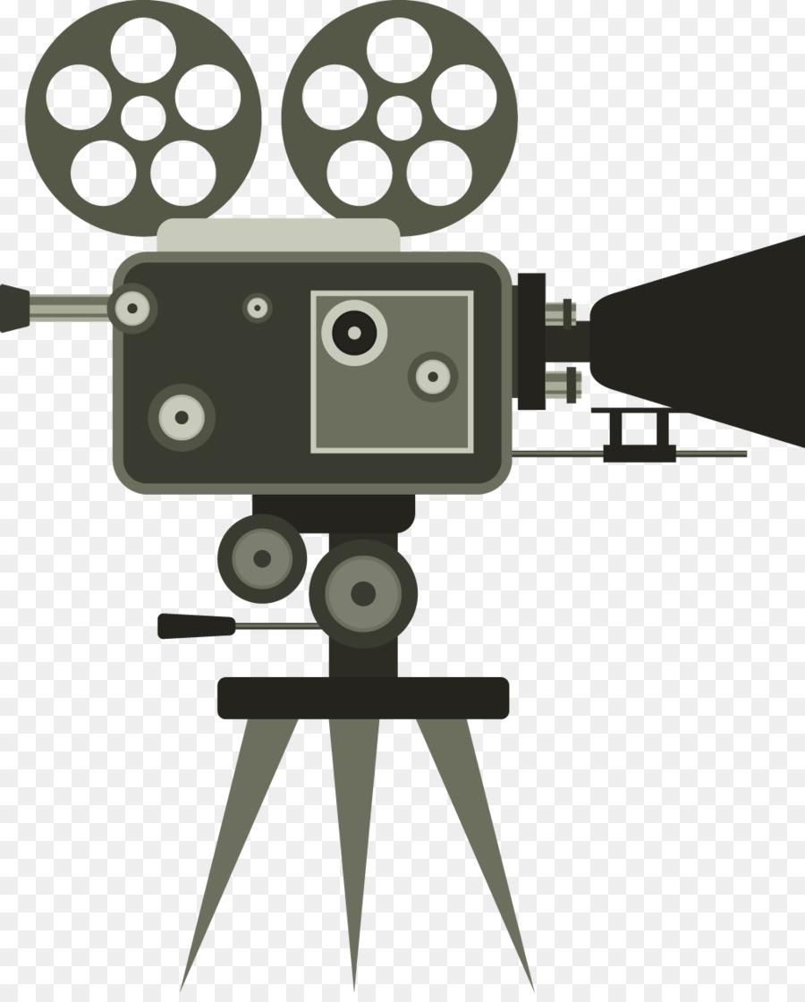 900x1120 Download Movie Projector Film Movie Camera Vector Camera