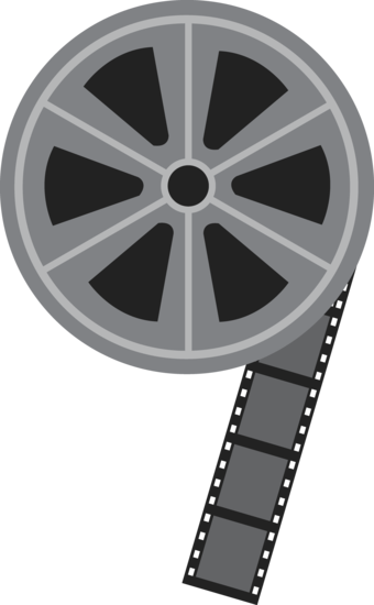 Movie Reel Vector