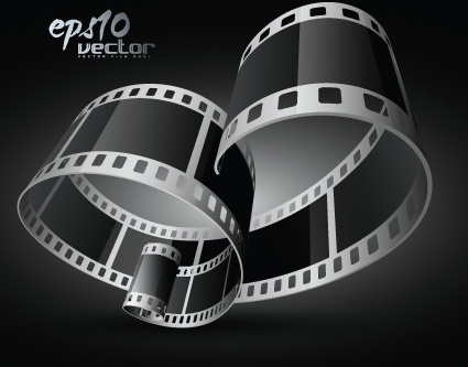 425x333 Film Reel Vectors Free Vector Download (484 Free Vector) For