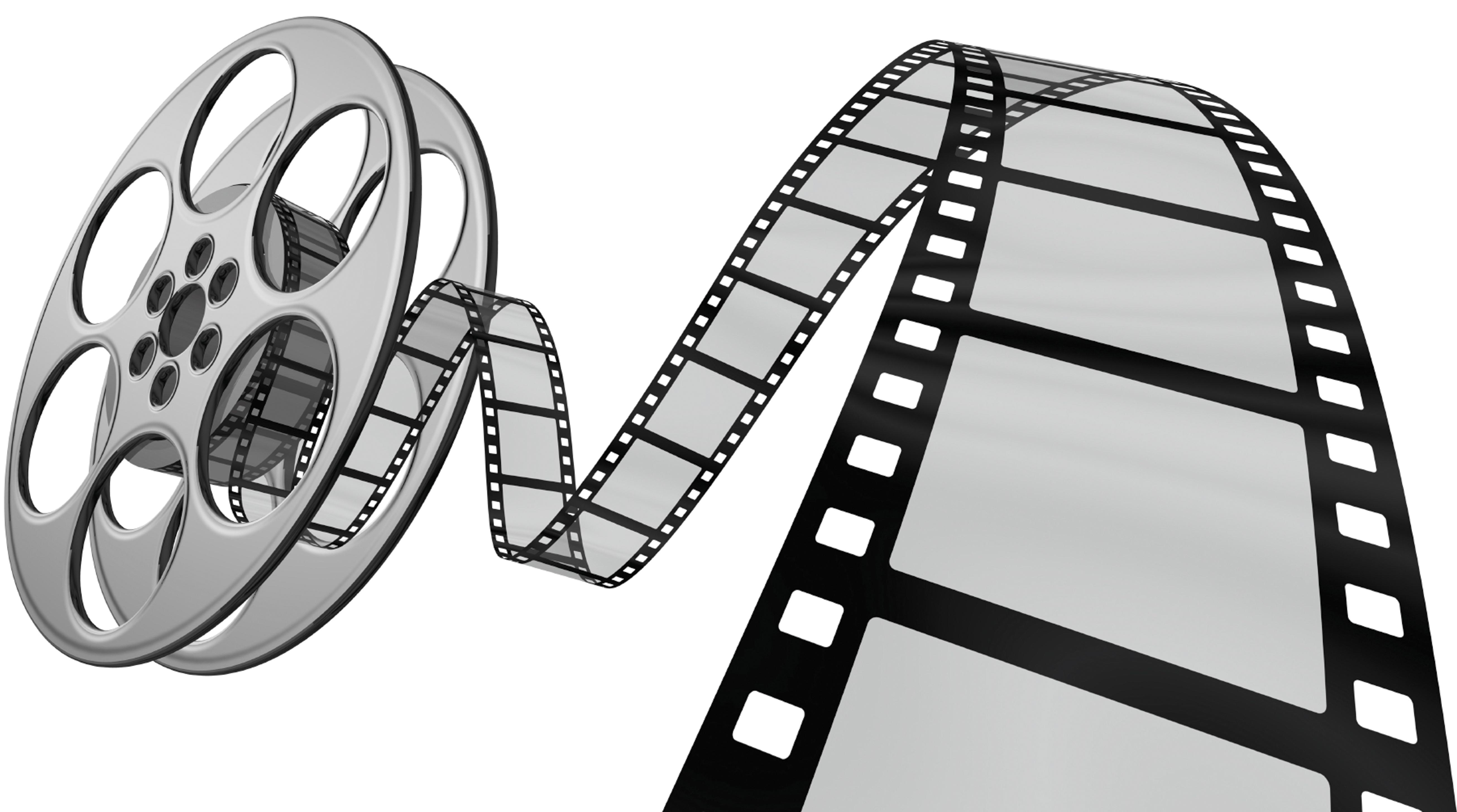 5220x2910 Video Reel Clipart