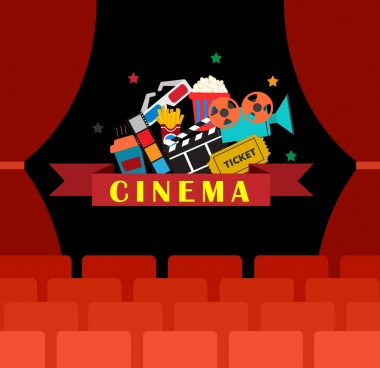 380x368 Free Theater Marquee Vector Free Vector Download (126 Free Vector