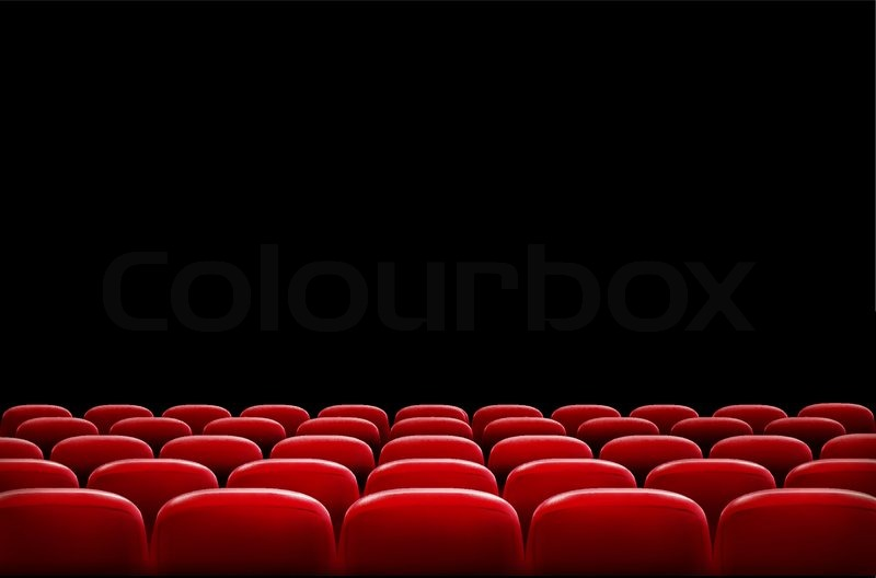 800x528 Alluring Red Theater Chairs And Theatre Chair Stock Images Royalty