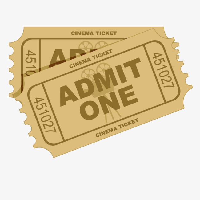 650x651 Movie Ticket Png Images Vectors And Psd Files Free Download On