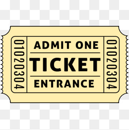 260x261 Movie Ticket Png, Vectors, Psd, And Clipart For Free Download