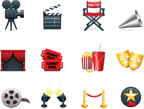 497x375 Different Film And Movie Mix Vector Free Vector In Encapsulated
