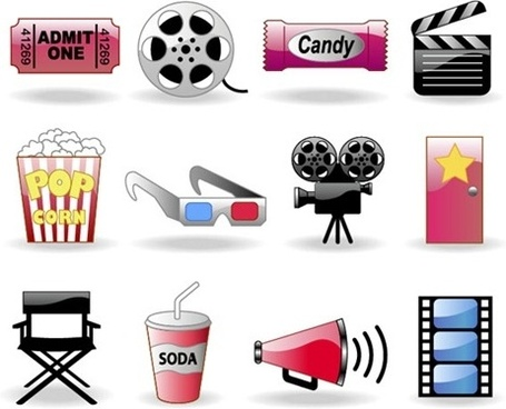 455x368 Movie Free Vector Download (314 Free Vector) For Commercial Use