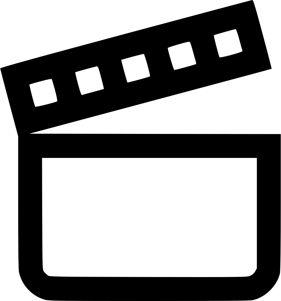 914x980 Collection Of Free Movie Vector Film Icon. Download On Ubisafe