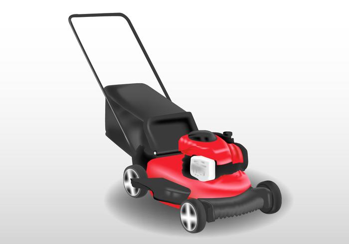 700x490 Realistic Lawn Mower
