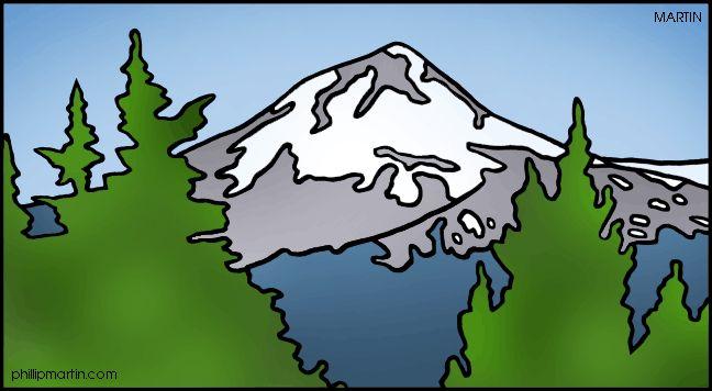 648x356 Mt Hood Clipart Amp Mt Hood Clip Art Images
