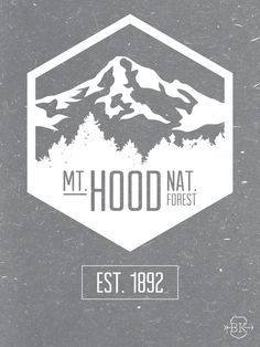 236x314 Outline Of Mt Hood Clipart Graphics Outlines