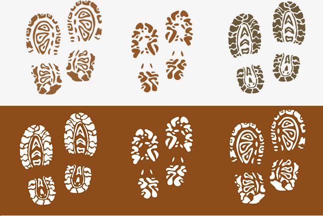 650x435 With Footprints Of Mud, Footprint, Shoe Prints, Mud Prints Png And