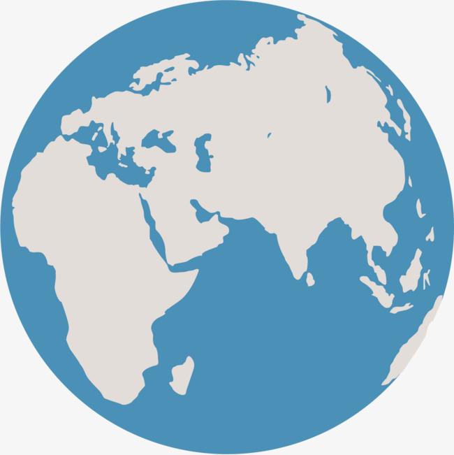 650x651 Tierra Png Vector Material La Tierra Azul Mundo Png Y Vector Para