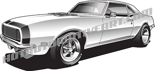 500x231 Camaro Clip Art High Quality, Buy Two Images, Get One Free
