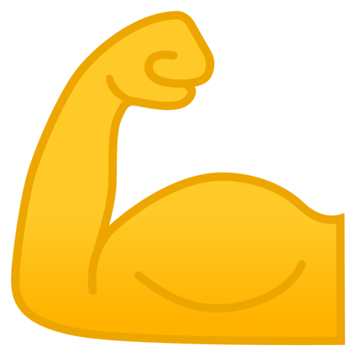 512x512 15 Muscle Arm Emoji Png For Free Download On Mbtskoudsalg