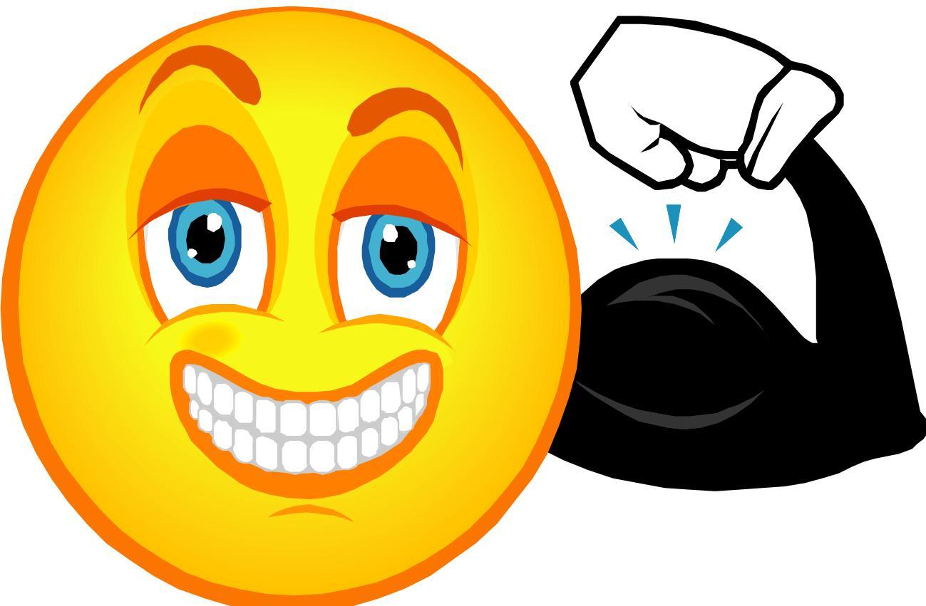 1299x851 Muscle Emoji Clip Art