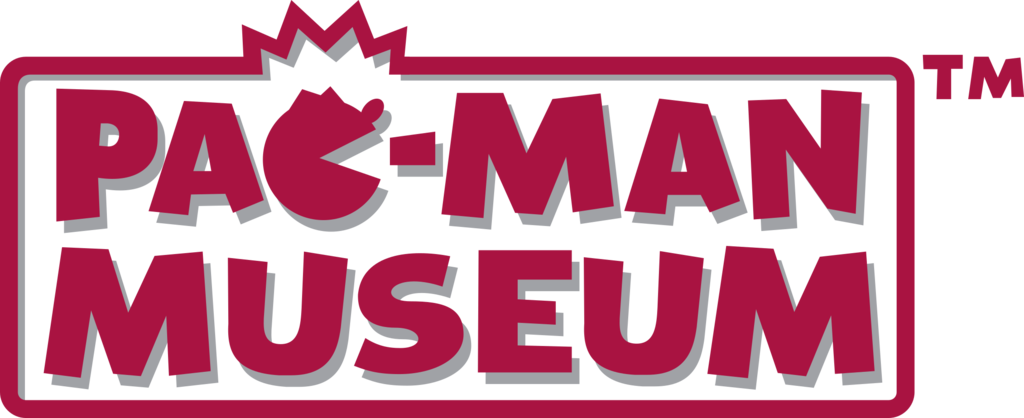 1024x418 Pac Man Museum Vector Logo By Dreamcopter