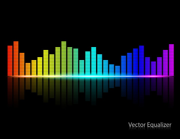 Music Equalizer Vector at GetDrawings com | Free for personal use
