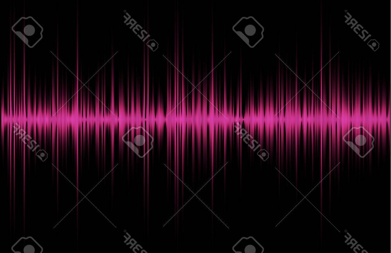 1560x1012 Photostock Vector Pink Violet Red Music Sound Waves For Equalizer