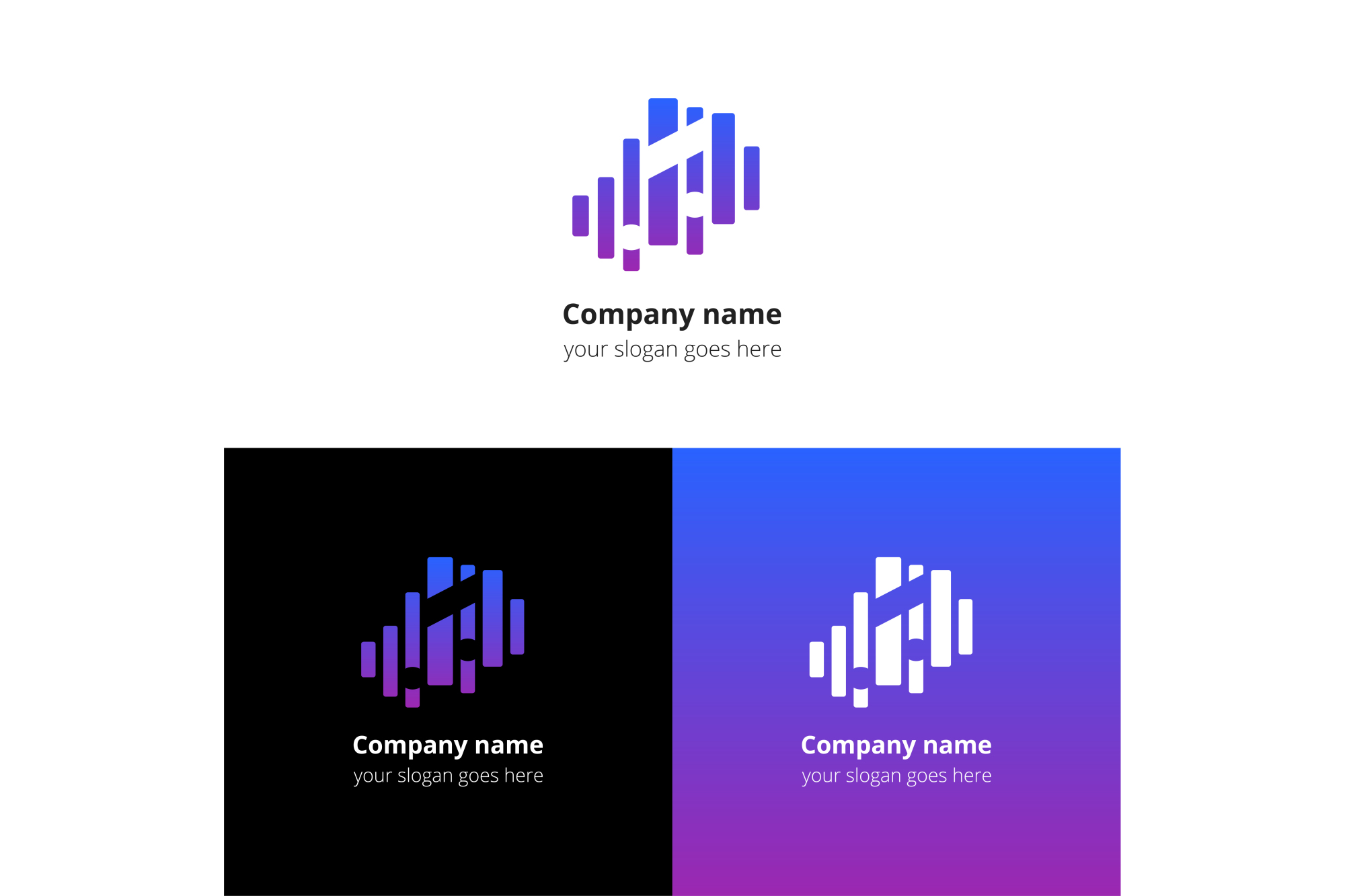 2000x1333 Music Note And Equalizer Beat Background Flat Logo Icon Vector