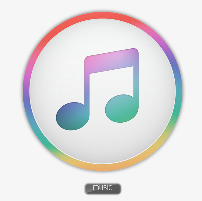 650x649 Vector Hand Painted Music Icon, Vector, Hand Painted, Music Png