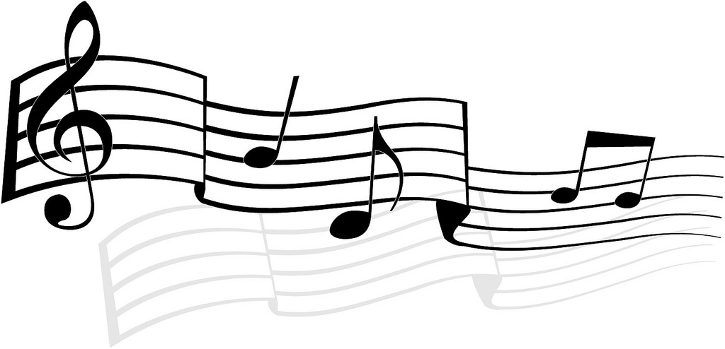 1024x494 Music Notes Vector If You Want To Use This Image Free