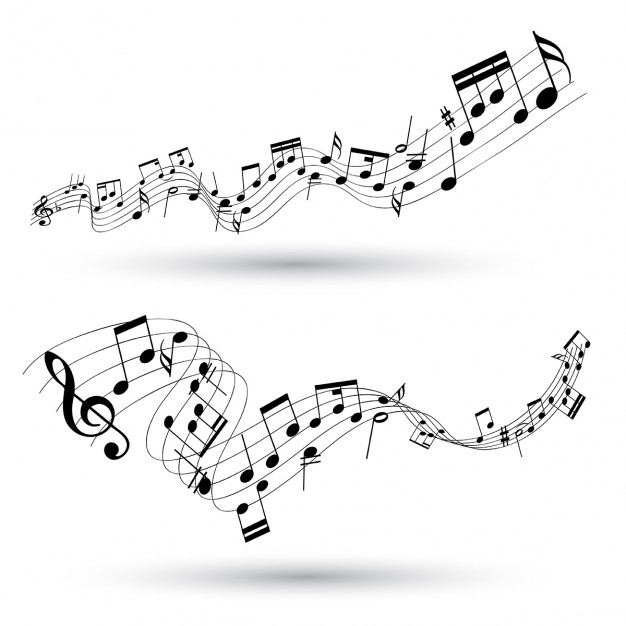 626x626 Music Notes Vectors, Photos And Psd Files Free Download