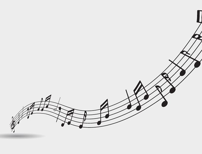 Music Notes Vector Transparent