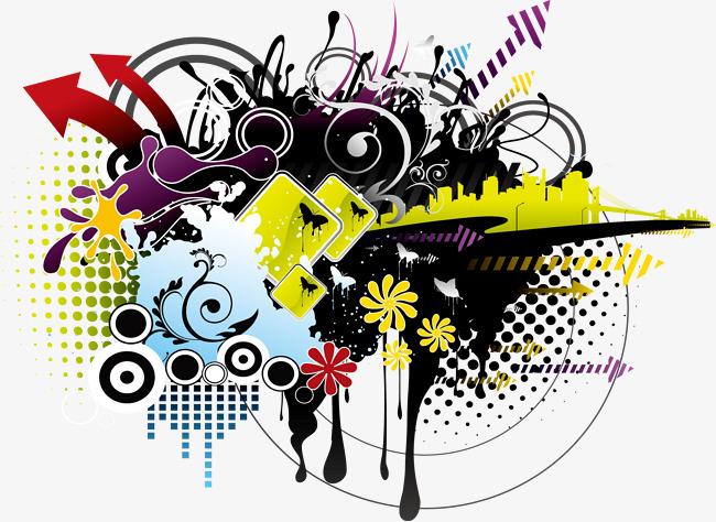 650x474 Vector Music Elements Pattern, Music Vector, Pattern Vector, Music