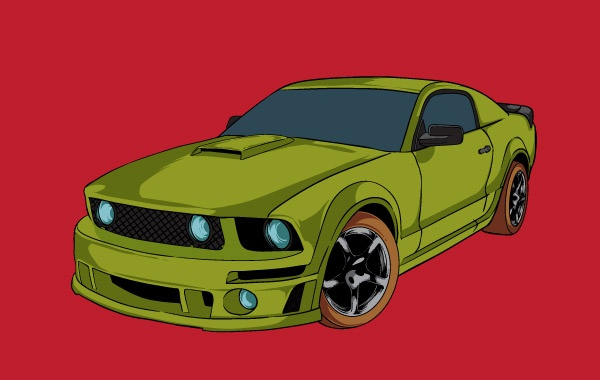 600x380 Mustang Car Vectors, Photos And Psd Files Free Download