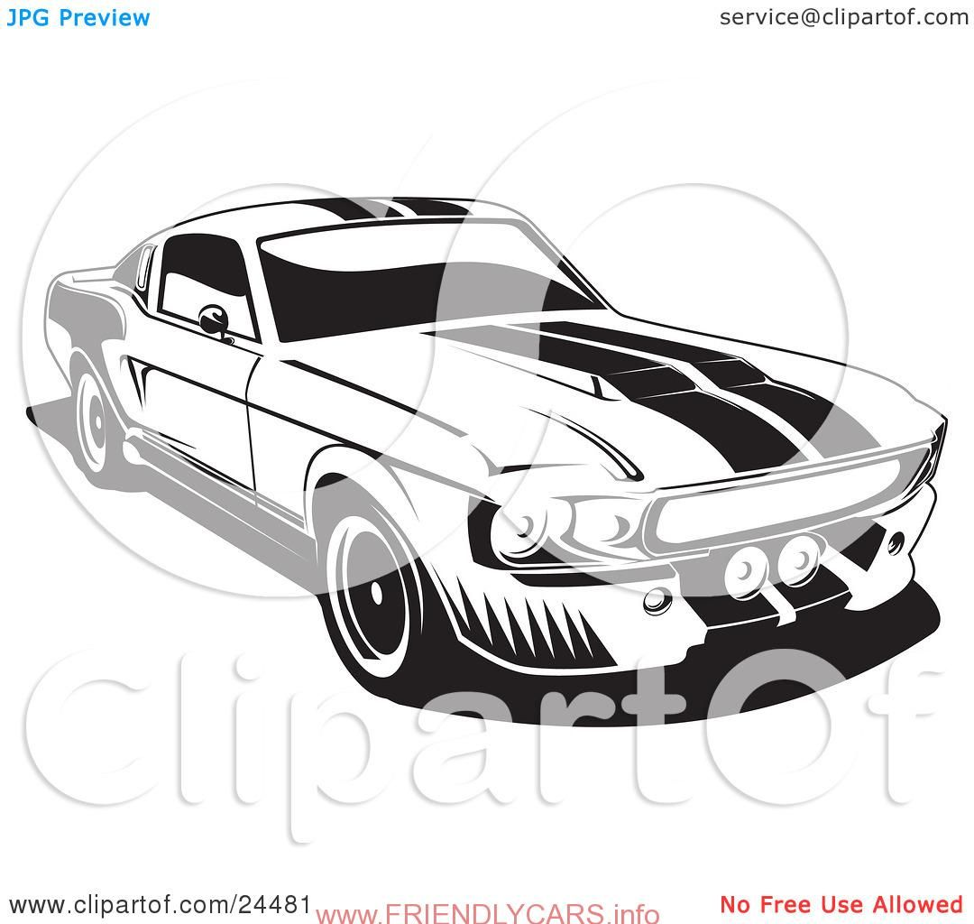 1080x1024 Cool Ford Mustang Logo Vector Car Images Hd Muscle Car Vector