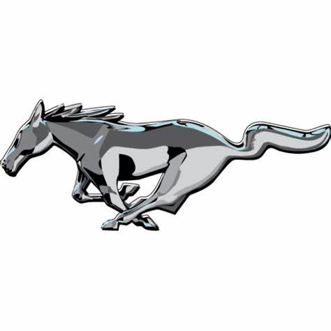 474x474 Ford Mustang Horse Vector. Ford Mustang Logo Vector Hasshe