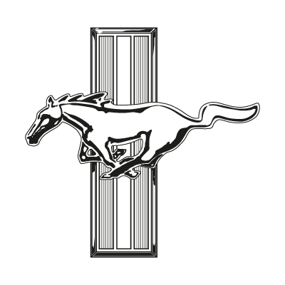 400x400 Mustang Ford Logo Vector (.eps, 450.53 Kb) Download