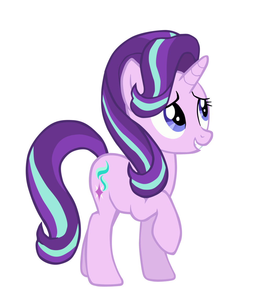 My Little Pony Vector